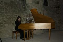 Musique nocturne au Mont Saint Michel