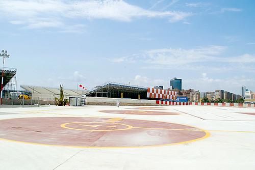 Formula1 Valencia Airport
