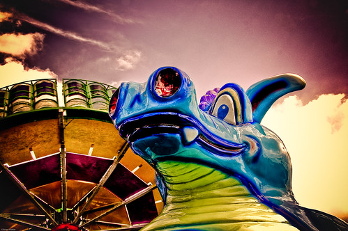 Carnival Dinosaur