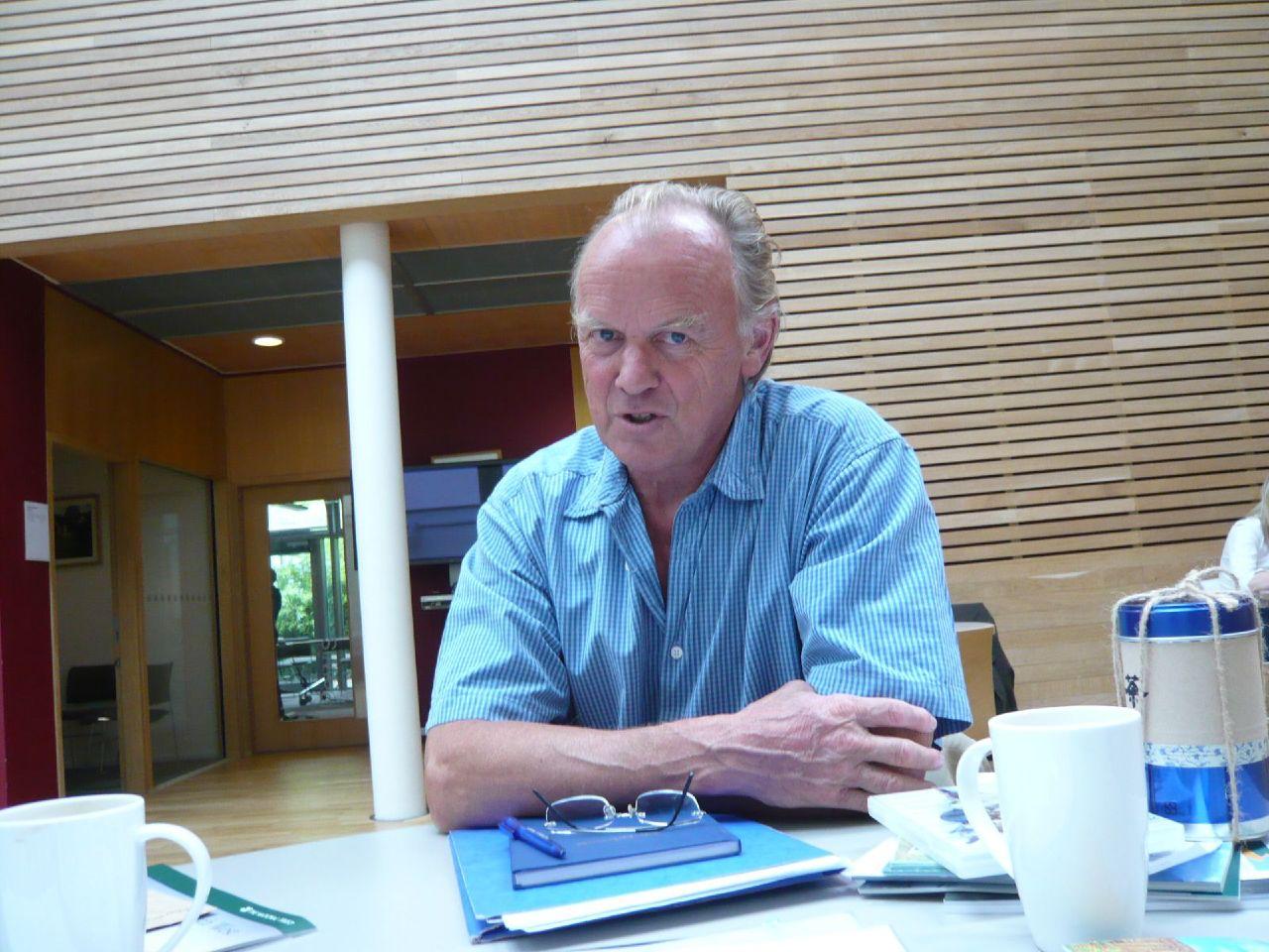 國際國民信託聯盟(INTO)Mr. Oliver Maurice