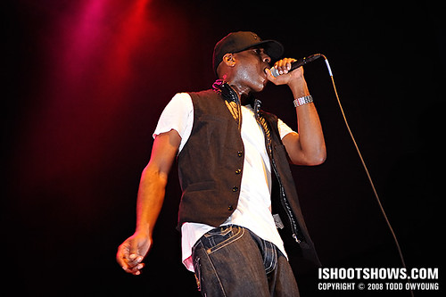 Talib Kweli @ the Pageant -- 2008.09.03