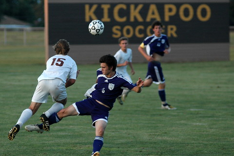 Kickapoo Chiefs host Camdenton Lakers