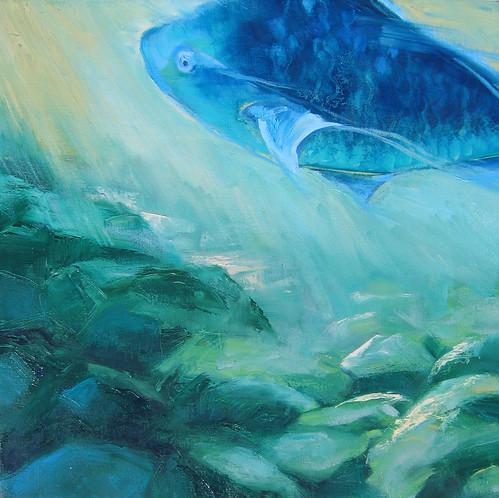 Aruban Fish_16x16