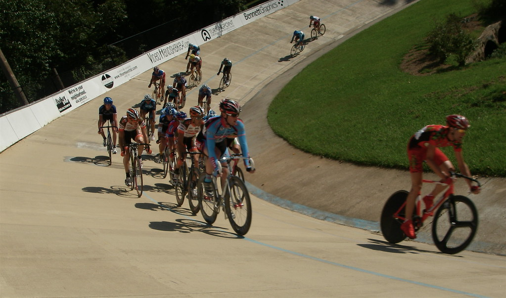 Dick Lane Velodrome | No Brakes Atlanta