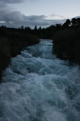 Taupo Huka Falls