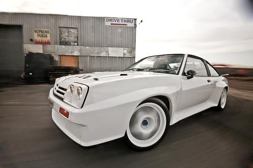 Opel Manta LET