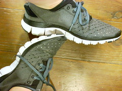 new shoes: Nike Free