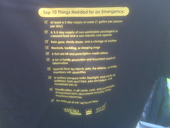 Washington, DC Preparedness Shirt