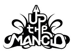 "Logo ""Up The Mancio"" (.krayon) Tags: logo graphicdesign hiphop krayon tonymancino"