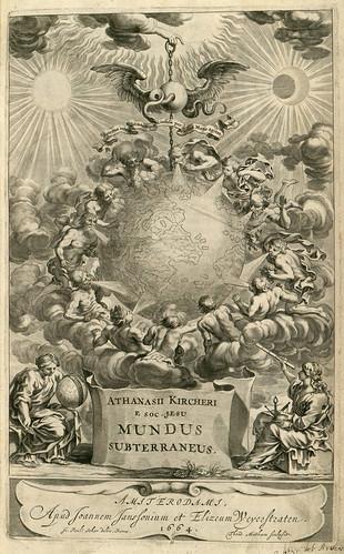 001-Mundus subterraneus portada