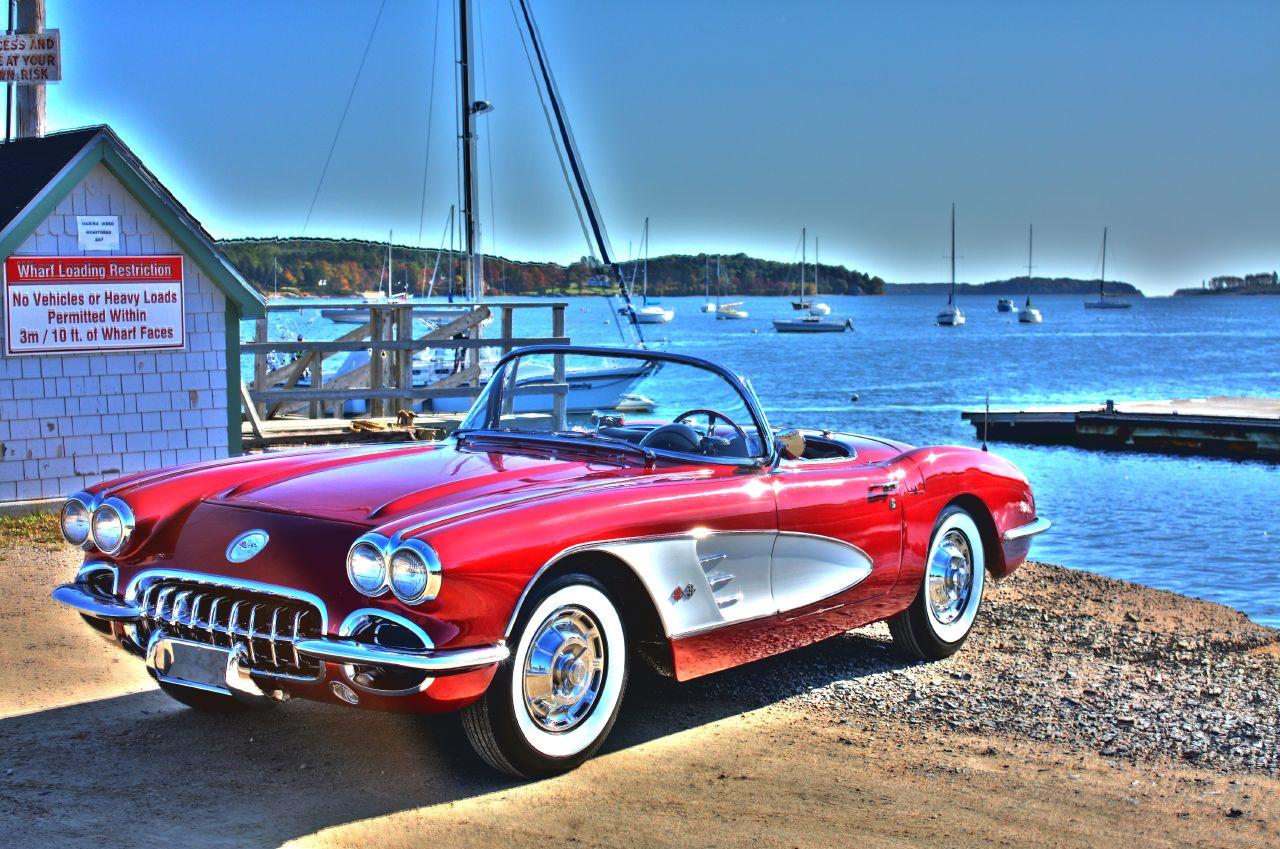 1959 Corvette Roadster