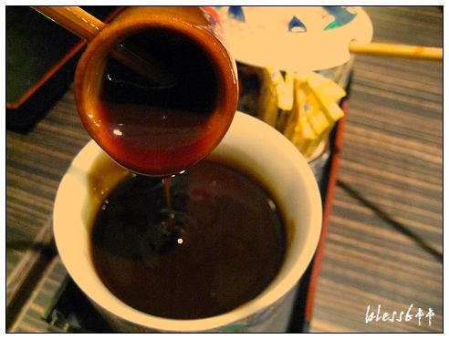 樹太老獨特醬汁