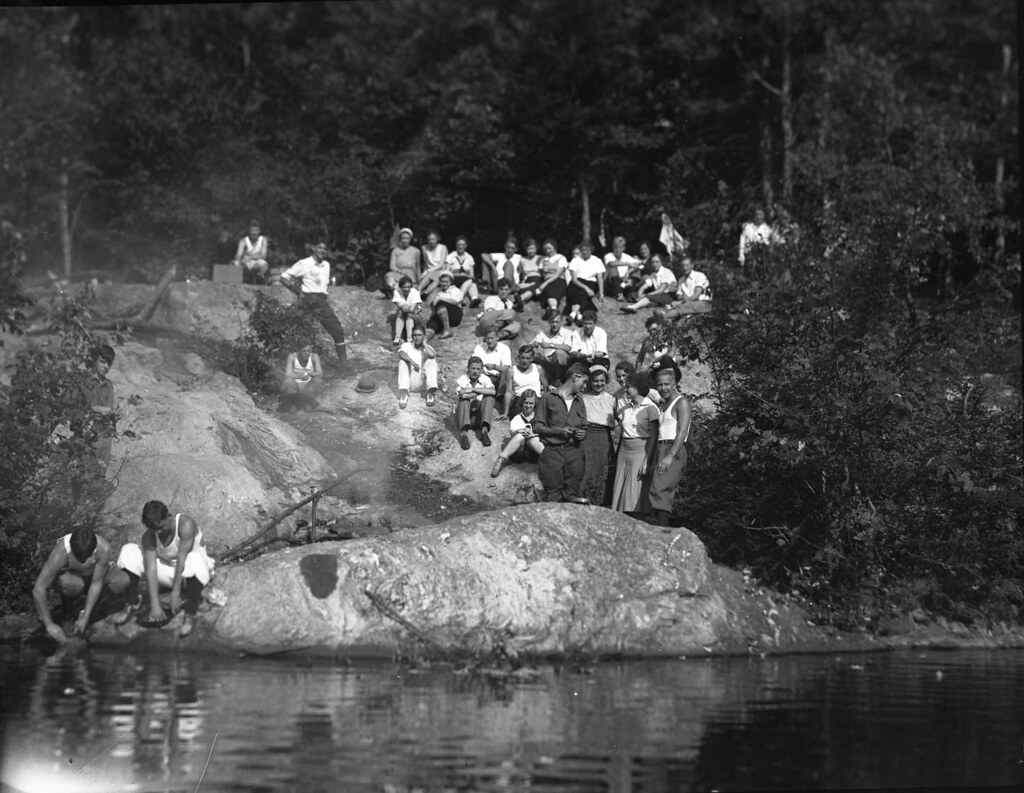 Mountain Club Outing 1931