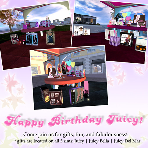 Happy Birthday Juicy by you.