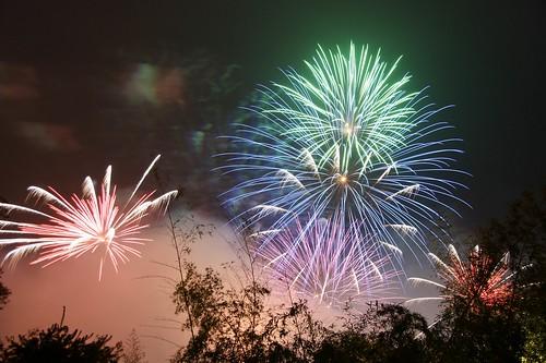 Sun Moon Lake Firework Festival