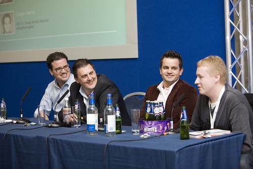 Extreme SEO session at A4Uexpo LONDON