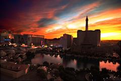 Las Vegas Sun Rise