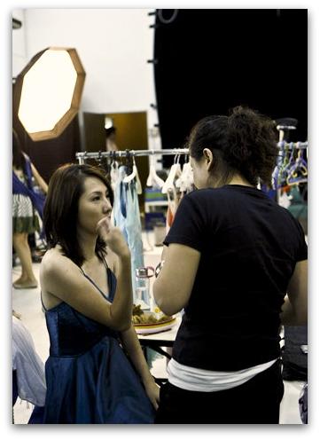 Miss Astro 2008 ~ Me & Carine