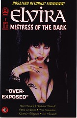 Elvira, Mistress of the Dark #7 cover