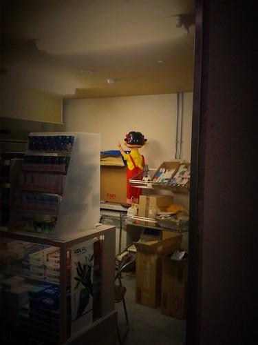 ペコちゃん(ToyCamera)