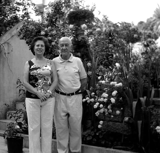 Vest Pocket Kodak - Os meus pais que me deram a câmara