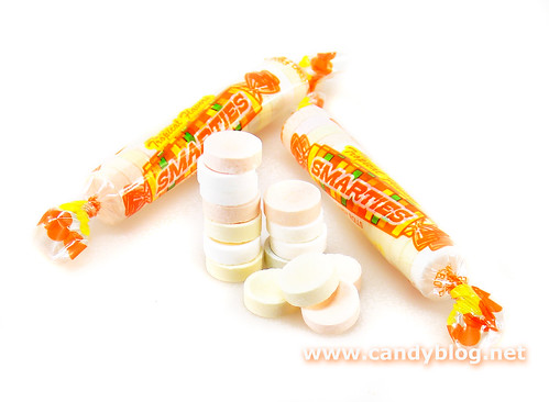 Tropical and Xtreme Sour Smarties - Candy Blog