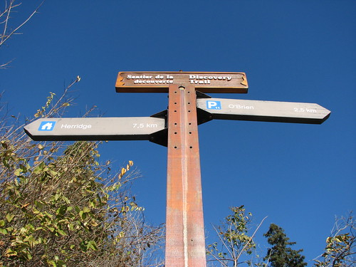 Discovery Trail, Gataineau Park