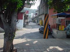 港仔口老街(張錫塒攝)