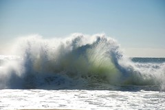 force of nature (khanrizzi) Tags: ocean motion water waves atlantic montauk