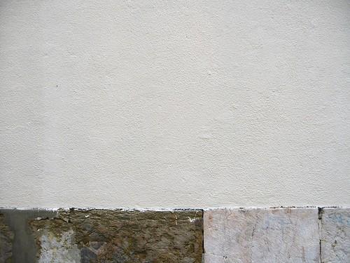 paredes limpas não dizem nada