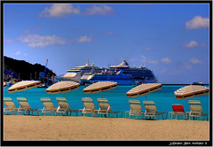 Great Bay Beach Hotel and Casino (j glenn montano 3) Tags: beach dutch saint hotel bay glenn great casino maarten montano philipsburg justiniano aplusphoto colourartaward goldstaraward