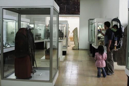 Jordan - Day 2 : Museum - Citadel - Amman