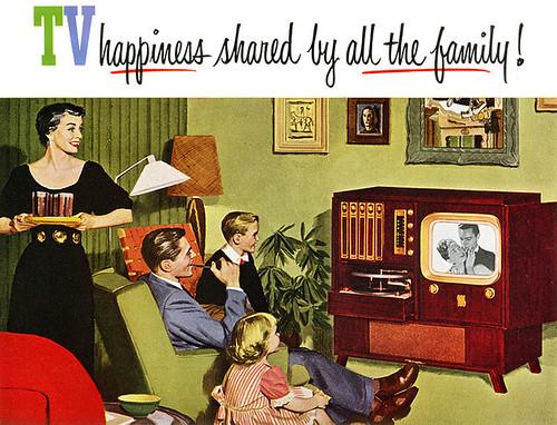 Motorola TV Ad 1951