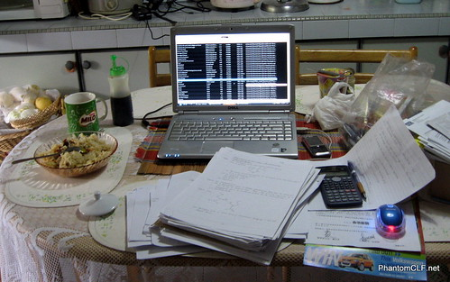 Study + Work + Play + Eat