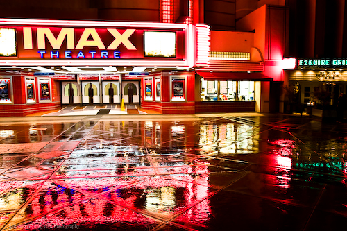 Revenge of the IMAX by Justin Korn