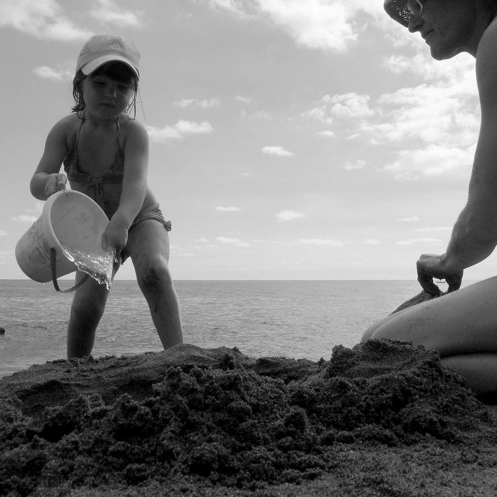 day beach