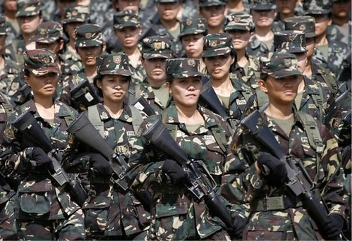 3062808585_f0c089ec53 - Women in the Philippine Army - Philippine Photo Gallery
