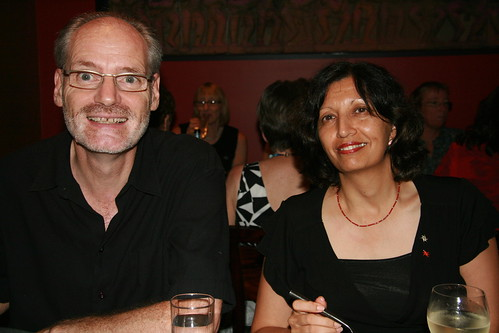 Peter and Jayshree