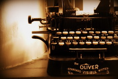 365/333  The Oliver Standard Visible Writer No. 3