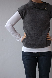 Plain and Simple Pullover pattern by Veera Välimäki