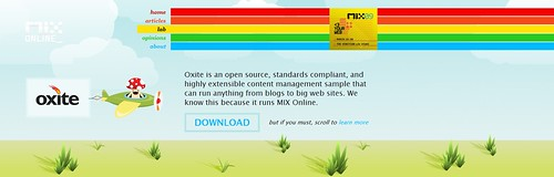 Microsoft Oxite Mix 09
