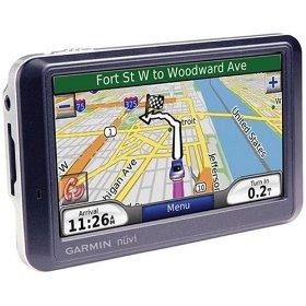 Garmin Nuvi 760 GPS
