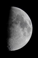Moon @ 1000mm + Canon 40D (markkilner) Tags: broadstairs kent england kilner dslr canon eos 40d manualfocus moon astronomy craters 1000mm vixen sp102 telescope refractor registax photoshop lunar cloudynights skyatnight skytelescope avistack astro:gmt=20081206t1700 astro:subject=moon astrometrydotnet:id=alpha20090358919429 astrometrydotnet:status=failed competition:astrophoto=2009 southeast oursolarsystem thanet