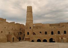 The eldest Ribat (João Morais) Tags: castle tunisia muslim islam tunes fortifications fortress monastir ribat almunastir sidialghudamisi