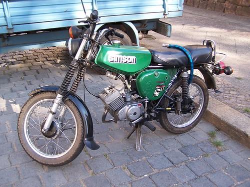 simson motorcycles