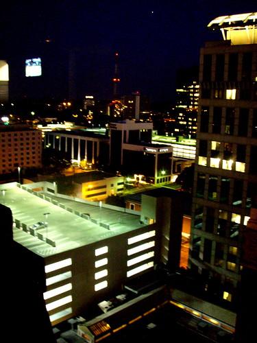 birthday - rooftop bar