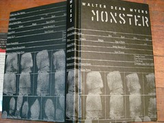 Walter Dean Myers MONSTER without half jacket