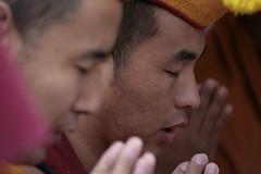 Preghiera (Enrico Martino D-VERSO) Tags: tour mandala tibet pace frascati monaci tibetani