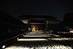 SUV_8816 (Cougar-Studio) Tags: castle nikon kyoto 京都 d3 nijo 二条城 nijocastle 世界遺產 元離宮 20110404