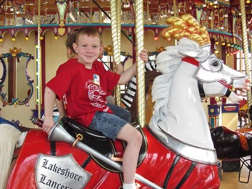 Silver Beach Carrousel